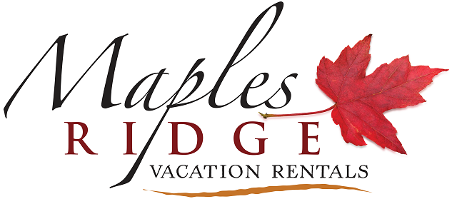 Maples Ridge Vacation Rentals logo
